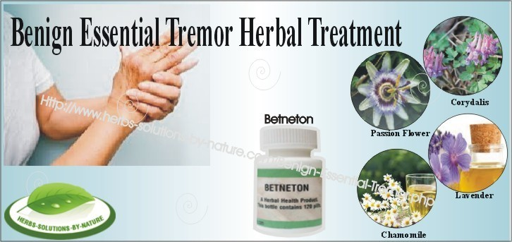 Benign Tremors In Adults