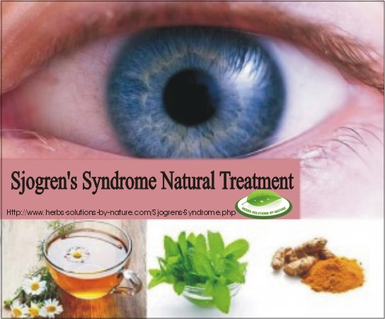 Sjogrens syndrome and dry mouth