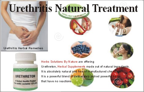Natural Remedies For Urethritis