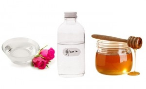 Glycerin Rose Water and Honey