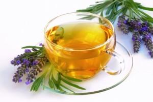 Drink Lavender Tea