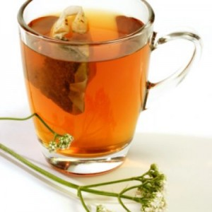 Drink Valerian Tea