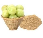 Amla Powder for Gray Hair