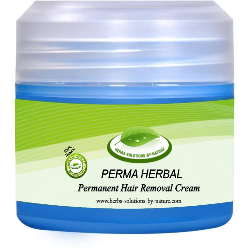 Permanent Hair Removal Natural Cream