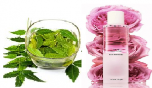 Neem with Rose Water