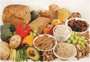 Eat Fiber Rich Foods