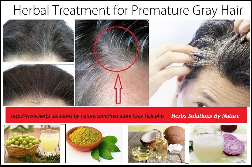 Premature Gray Hair