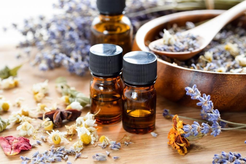 Essential Oils for Epididymitis