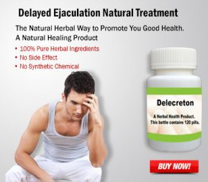 Natural Treatment for Delayed Ejaculation
